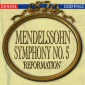 Mendelssohn: Symphony No. 5 'Reformation' by Cesare Cantieri