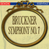 Bruckner: Symphony No. 7 by Moscow RTV Large Symphony Orchestra