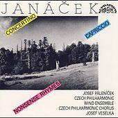 Janacek: Concertino, Capriccio, Nonsense Rhymes by Various Artists