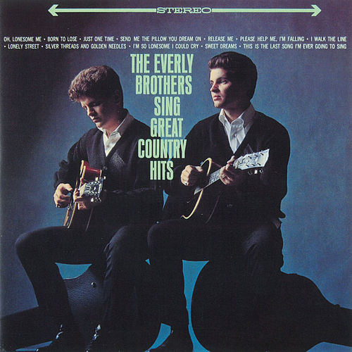 The Everly Brothers Sing Great Country Hits by The Everly Brothers