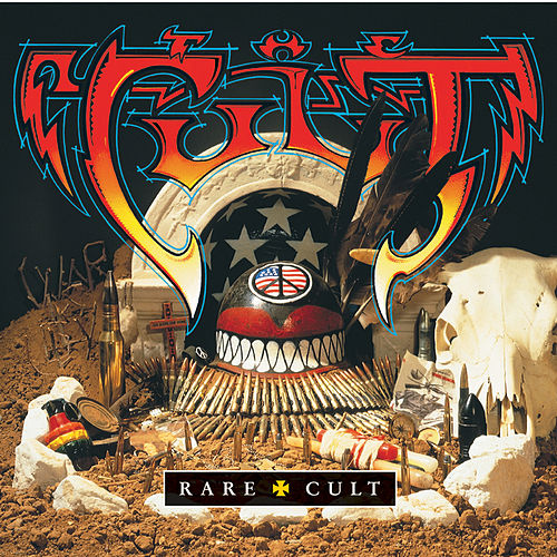 Best Of Rare Cult by The Cult