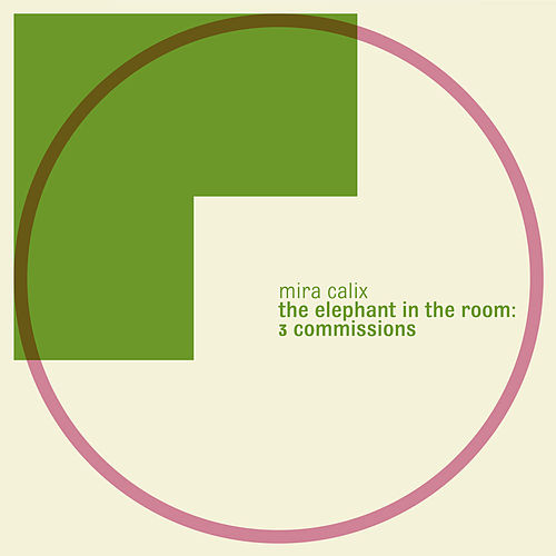 The Elephant In The Room: 3 Commissions by Mira Calix