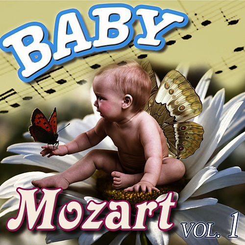 Baby Mozart Vol.1 by Baby Mozart Orchestra