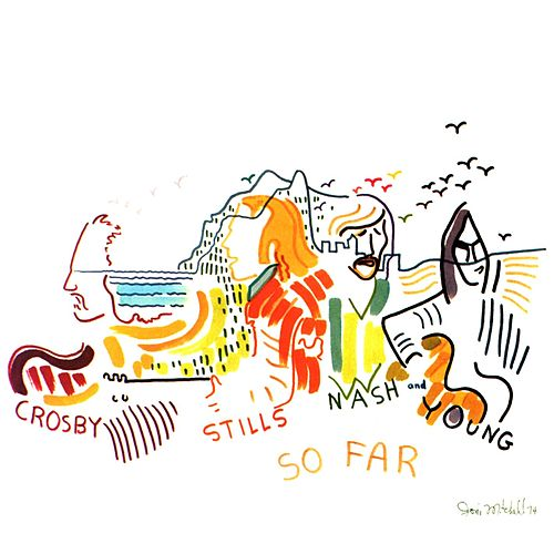 So Far by David Crosby