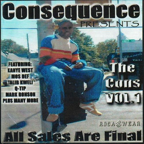 The Cons Vol.1 'All Sales Are Final' by Consequence