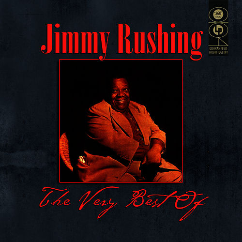 The Very Best Of by Jimmy Rushing