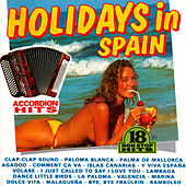 Holidays In Spain by Paul Roberts