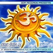 Goa Sun v.1 Mixed by Dr.Spook by Various Artists