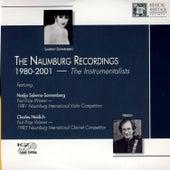 The Naumberg Recordings, 1980-2001: The Instrumentalists, Vol. 3 - Nadja Salerno-Sonnenburg by Nadja Solerno-Sonnenberg
