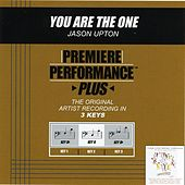 You Are The One (Premiere Performance Plus Track) by Jason Upton
