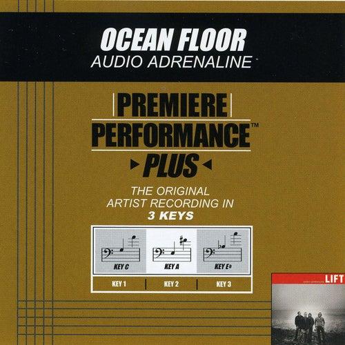Ocean Floor (Premiere Performance Plus Track) by Audio Adrenaline