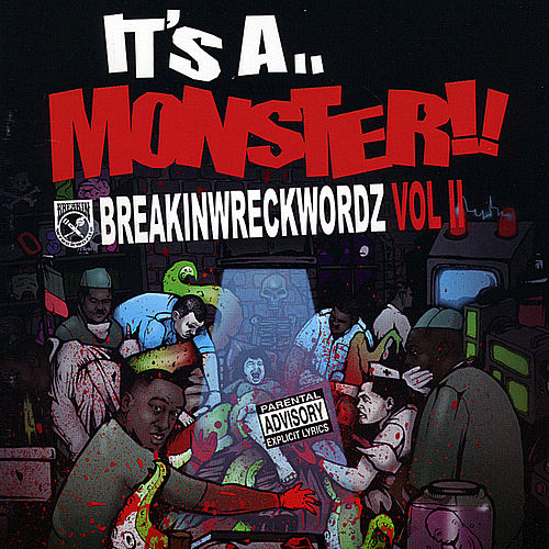 Its a Monster by Various Artists