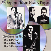 The Art History Project, Vol 2 by Art Pepper