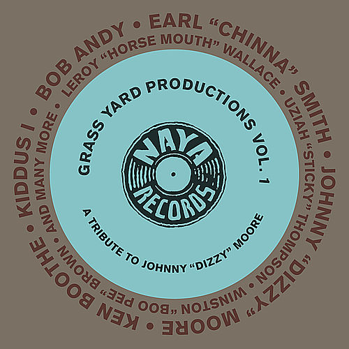 Grass Yard Productions, Vol. 1 by Various Artists