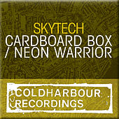 Cardboard Box / Neon Warrior by Skytech