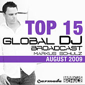 Global DJ Broadcast Top 15 - August 2009 by Various Artists