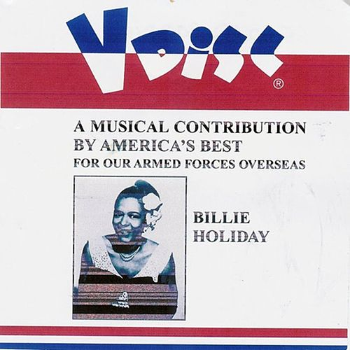 V-Disc by Billie Holiday