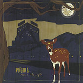 Deer in the Night by Po' Girl