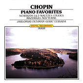 Classical Favorites - Chopin: Piano Favorites by Various Artists