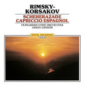 Classical Favorites - Riksky - Korsakov: Scheherazade Capriccio Espagnol by Various Artists