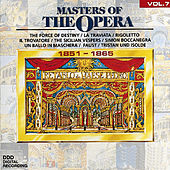 Masters Of The Opera, Vol. 7 by Various Artists