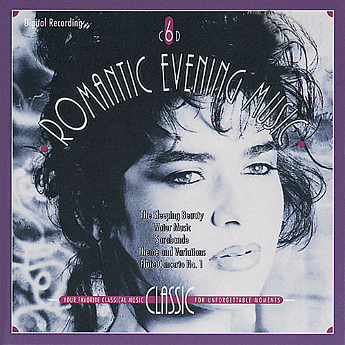 Romantic Evening Music For Flute, Vol. 2 by Various Artists