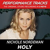 Holy (Premiere Performance Plus Track) by Nichole Nordeman