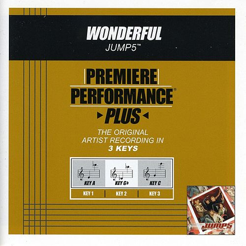 Wonderful (Premiere Performance Plus Track) by Jump 5