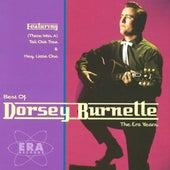 Best of Dorsey Burnette: The Era Years by Dorsey Burnette