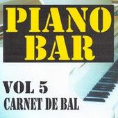 Piano bar volume 5 - carnet de bal by Jean Paques