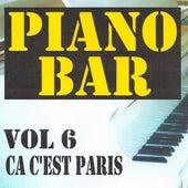 Piano bar volume 6 - ca c'est paris by Jean Paques