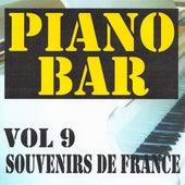 Piano bar volume 9 - souvenirs de France by Jean Paques