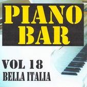 Piano bar volume 18 - bella italia by Jean Paques