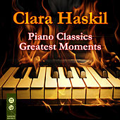 Piano Classics Greatest Moments by Various Artists