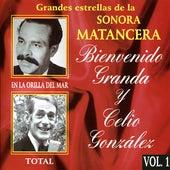 Grandes Estrellas de la Sonora Matancera by Bienvenido Granda
