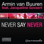 Never Say Never by Armin Van Buuren