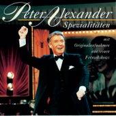 Spezialitäten mit Originalaufnahmen aus seinen Fernsehshows by Peter Alexander