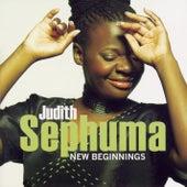 New Beginnings by Judith Sephuma