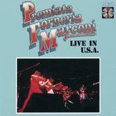 P.F.M. - Live In Usa by Premiata Forneria Marconi