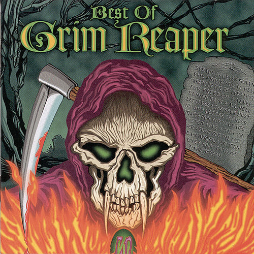 Best Of Grim Reaper by Grim Reaper