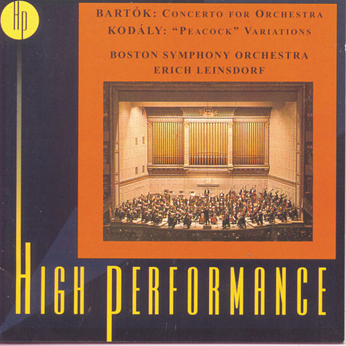 Concerto For Orchestra / 'Peacock' Variation by Various Artists