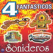 4 Fantasticos Sonideros by Various Artists