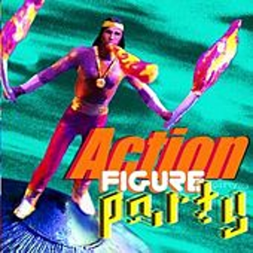 Action Figure Party by Action Figure Party