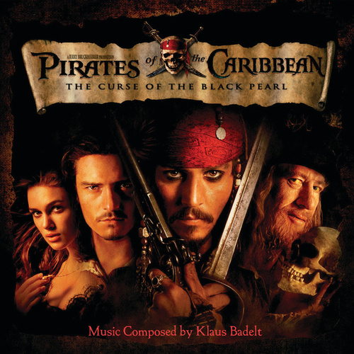 Pirates Of The Caribbean by Klaus Badelt