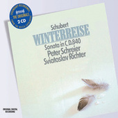 Schubert: Winterreise / Piano Sonata in C, D840 by Various Artists