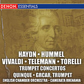 Haydn, Hummel, Vivaldi, Telemann, Torelli: Trumpet Concertos by Various Artists