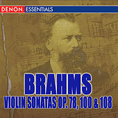 Brahms: Violin Sonatas Nos. 1, 2, 3 by Various Artists