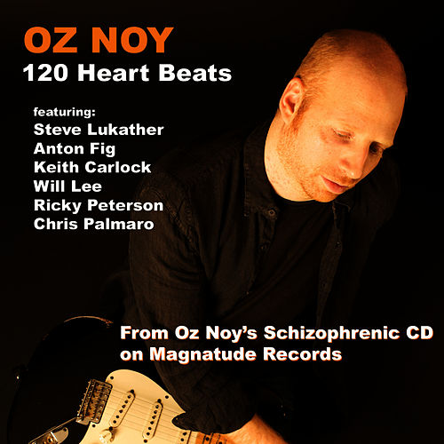 120 Heart Beats by Oz Noy