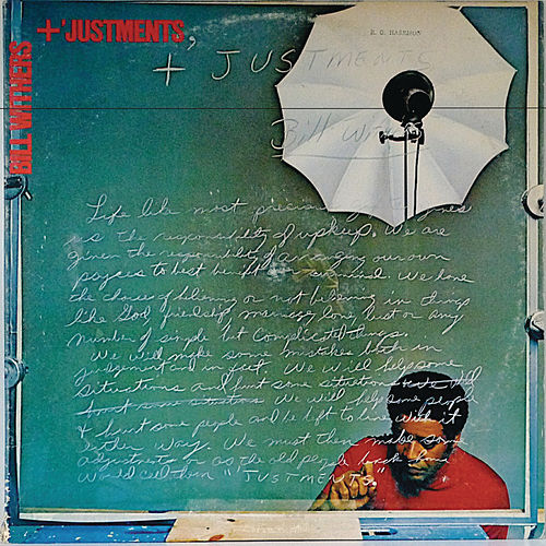 'Justments by Bill Withers