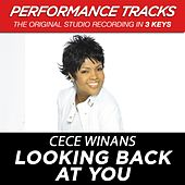 Looking Back At You (Premiere Performance Plus Track) by Cece Winans